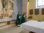 Rozlúčka s pani kostolníčkou Zrelikovou